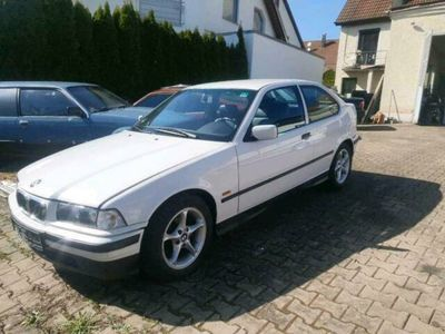 gebraucht BMW 318 Compact E36 ti LPG Automatik Leder ...