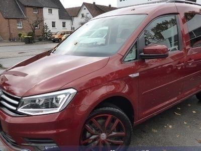 gebraucht VW Caddy 4 2.0 TDi DSG BMT Comfortline Bi-Xenon Scheinwerf