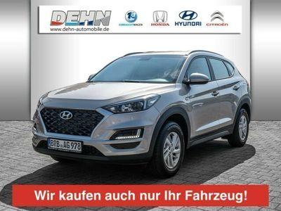 gebraucht Hyundai Tucson 1.6 GDI Pure SOKO Navigation