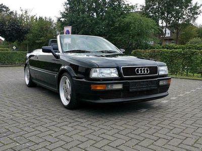 gebraucht Audi 80 Cabrio 2.6 V6 Typ 89 Sportsitze*Leder*Navigation*Sitzhzg