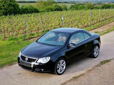 gebraucht VW Eos 3.2 V6 DSG Edition 2008