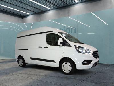 gebraucht Ford 300 Transit Custom TRANSIT CUSTOM 20 ECOBLUE KASTENL2H2 VA TREND TEMPOMAT PDC