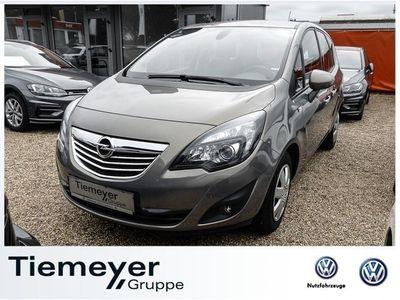 gebraucht Opel Meriva 1.4 Innovation Klima Parkpilot GRA