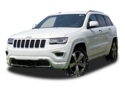 gebraucht Jeep Grand Cherokee Overland 3,0L MOD 2016 sofort ver