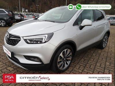 gebraucht Opel Mokka X Innovation 1.4l140PS Navi Kamera 18Zoll 