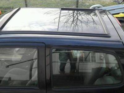 gebraucht Renault Twingo 1,2l ez: 08/2001 55kw schwarz