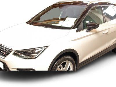 gebraucht Seat Arona Arona1.5 TSI DSG FR Navi Kamera Parklenk 5-J Garantie