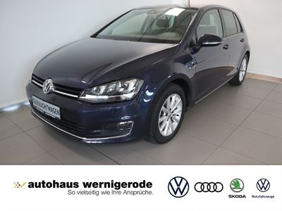 gebraucht VW Golf VII 1.6TDI Lounge *Bi-Xenon*PDC*MFL -