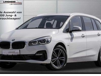 gebraucht BMW 218 Gran Tourer 218 Gran Tourer i Sport Line // LED/Parkassistent
