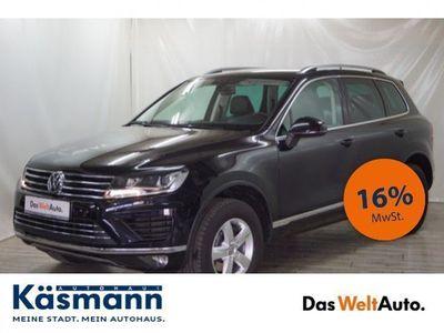 gebraucht VW Touareg V6 TDI 4MOTION BI-XENON+NAVI+AHK+GRA+PDC