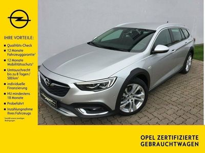 gebraucht Opel Insignia Country Tourer 2.0 CDTI 4x4*AHK*Leder*