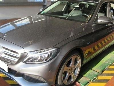 gebraucht Mercedes C350e T Avantgarde Distronic Comand 18 Zoll