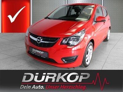 gebraucht Opel Karl Edition Start Stop 1.0 SHZ*Tempom.*Klima*LHZ*Elekt.Aussensp.