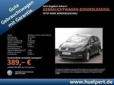 gebraucht VW Sharan Sharan 2.0 TDI Comfort AHK XENON NAVI BLUETOOTH