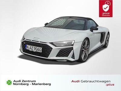 gebraucht Audi R8 Spyder R8 Spyder V10 performance quattro 456 kW (620 PS) S tronic