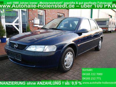 gebraucht Opel Vectra B Limbousine* SERVO ZENTRAL ALU AHK FINAN