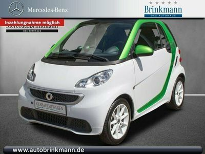 used Smart ForTwo Electric Drive coupé 55 KW KLIMA/HiFi
