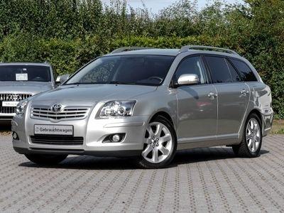 gebraucht Toyota Avensis Executive Klima/ALU/Xenon/AHK/SH