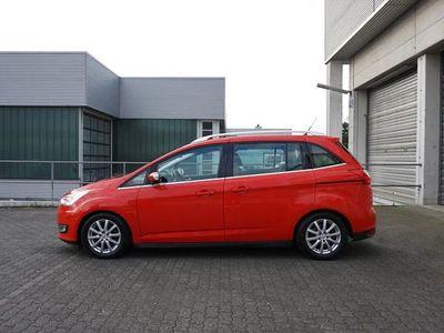 gebraucht Ford Grand C-Max Trend
