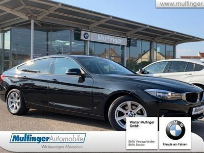 "gebraucht BMW 320 Gran Turismo d Navi Prof. PDC Temp. AHK Speed Lim. 17"" (Klim"
