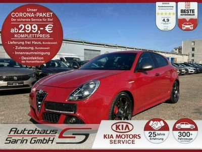 gebraucht Alfa Romeo Giulietta 1.4 Turbo Sprint Speciale