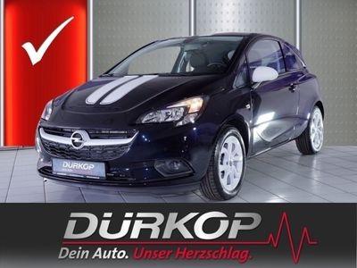 gebraucht Opel Corsa 1.0T Color Edition PDC Klimaauto. Winterpaket Tempomat