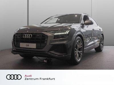 gebraucht Audi Q8 50 TDI quattro tiptronic S Line Matrix-LED St MatrixLED Drivers P. B&O Sportpaket