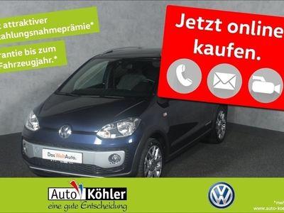 gebraucht VW cross up! up!maps+more /Fender Soundsystem Navi Bremsass Sitzh. PDC Titanschwarz-Quarz