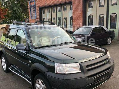 gebraucht Land Rover Freelander 1.8 *benzin *