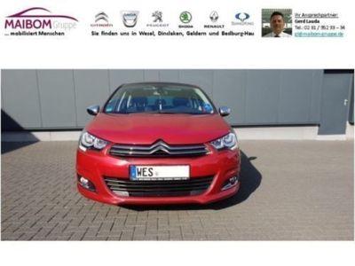 gebraucht Citroën C4 HDi 150 Selection Panoramadach