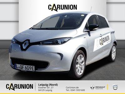 gebraucht Renault Zoe LIFE Batteriemiete Navi, KLIMA-Auto. PDC