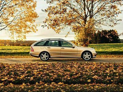 gebraucht Mercedes C32 AMG T AMG Designo als Kombi in Aalen