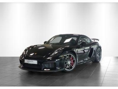 gebraucht Porsche Cayman GT4 / 2-Zonen-Klimaautom, Bi-Xenon, Alarm, BT, Spo