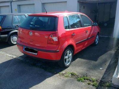 gebraucht VW Polo VW9N 1,2 64 PS 1. Hand