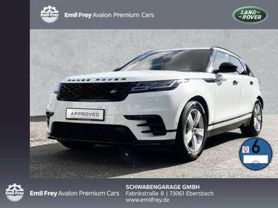 gebraucht Land Rover Range Rover Velar 3.0d R-Dynamic SE Black-Pack+Pano