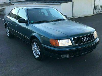 gebraucht Audi 100 2.6 V6 (3.Hand) TÜV NEU *Klima* O...