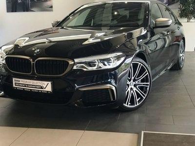gebraucht BMW M550 dM xDrive Navi HUD GSD 20''LM H&K Sound KFSitz