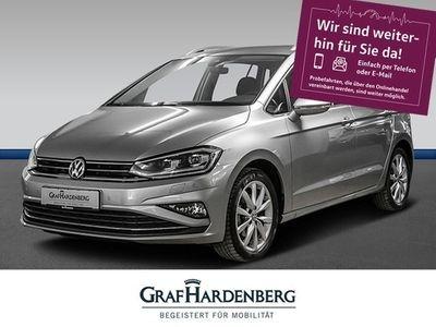 gebraucht VW Golf Sportsvan VII 1.5 TSI DSG Highline ACC LED