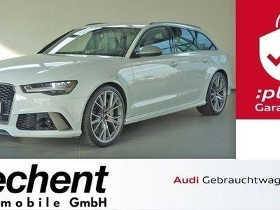 gebraucht Audi RS6 Avant 4.0 TFSI quattro performance HeadUp D