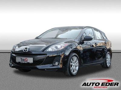 gebraucht Mazda 3 2.0 MZR DISI Edition Klimaautomatik Bluetooth