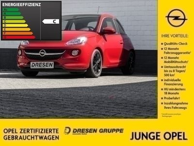 gebraucht Opel Adam Unlimited ecoFlex 1.0 Turbo Panorama PDCv+h RDC Klimaautom Temp PDC