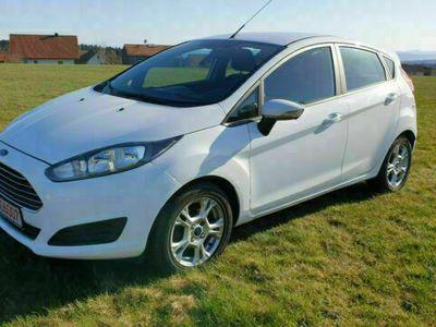 gebraucht Ford Fiesta 1.0 SYNC Edition*Klima*Sitzhzg*Alu*ZV*BT*