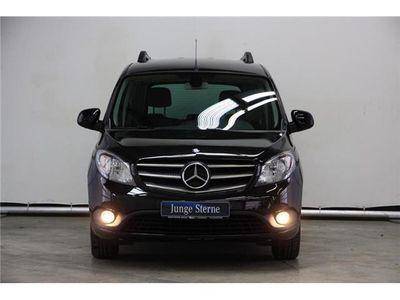 gebraucht Mercedes Citan 111 CDI KB/Kombi Einparkhilfe+1.Hand+SHZ