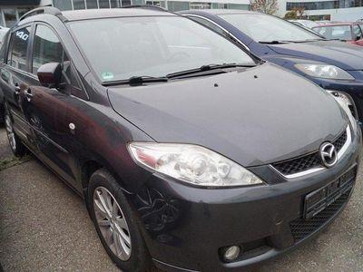 gebraucht Mazda MPV 2.0 CD DPF EXCLUSIVE