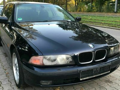 gebraucht BMW 528 528 i Touring Navigation/Klimaautomatik