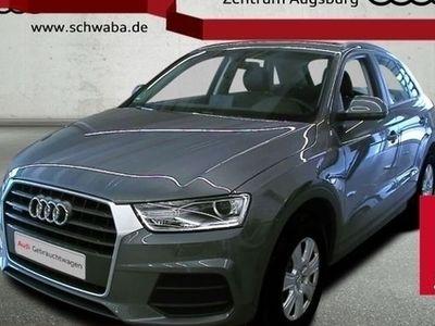 gebraucht Audi Q3 2.0 TDI qu S-tronic *NAV*XEN*BOSE*DAB*PDC*GRA