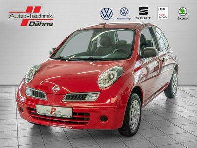 gebraucht Nissan Micra 1.2 visia SERVO