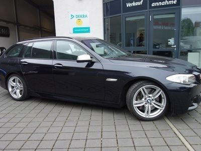 gebraucht BMW M550 550 d XDrive Touring PANO/HEAD/EU6/LED/SOFT/AHK