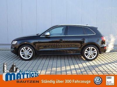 gebraucht Audi SQ5 3.0 TDI quattro tiptronic AHK/XENON/20-ZOLL/NAVI/