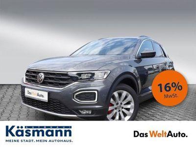gebraucht VW T-Roc Sport 1.5 TSI LED*Navi*ACC*Virtual*PDC